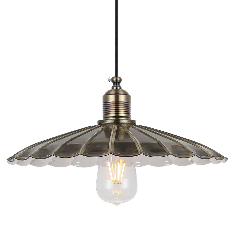 Retro French Style Pendant Light