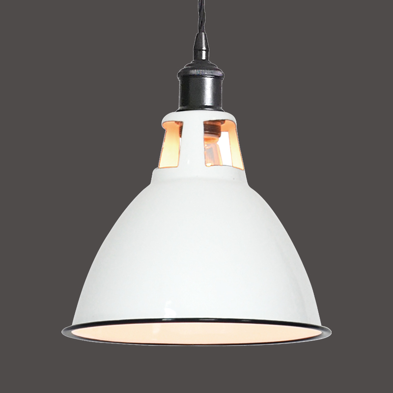 Ineslam Vintage Industrial Pendant Light
