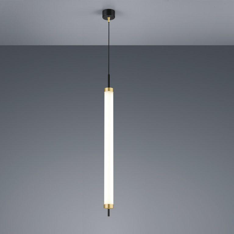 34.236.69 Art Deco inspired decorative pendant light - LED