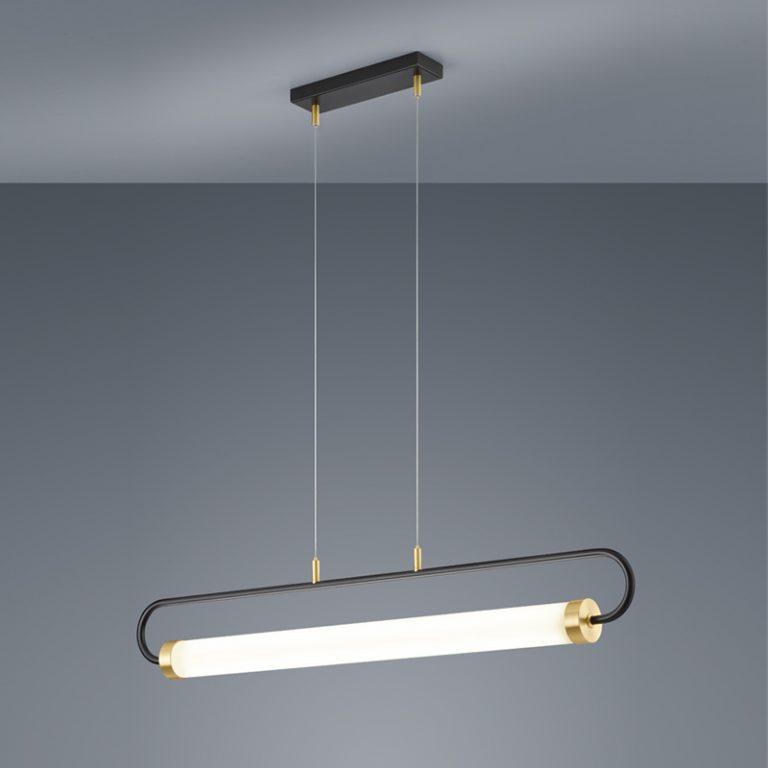 34.237.69 Art Deco inspired - LED pendant light