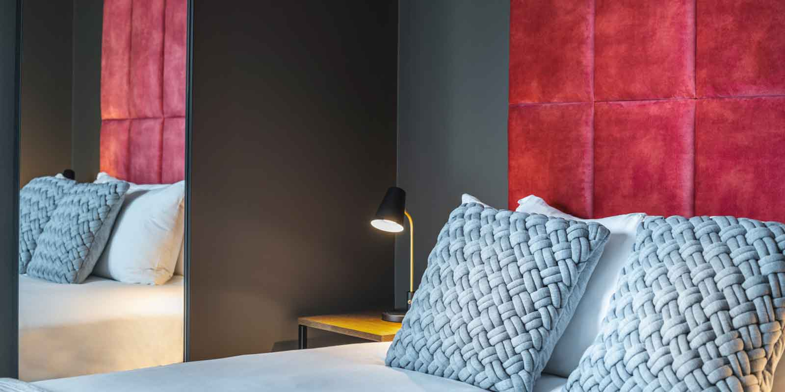 guestroom lighting serviced apartments